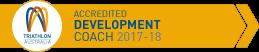 Digital badge - Development Coach 2017-18