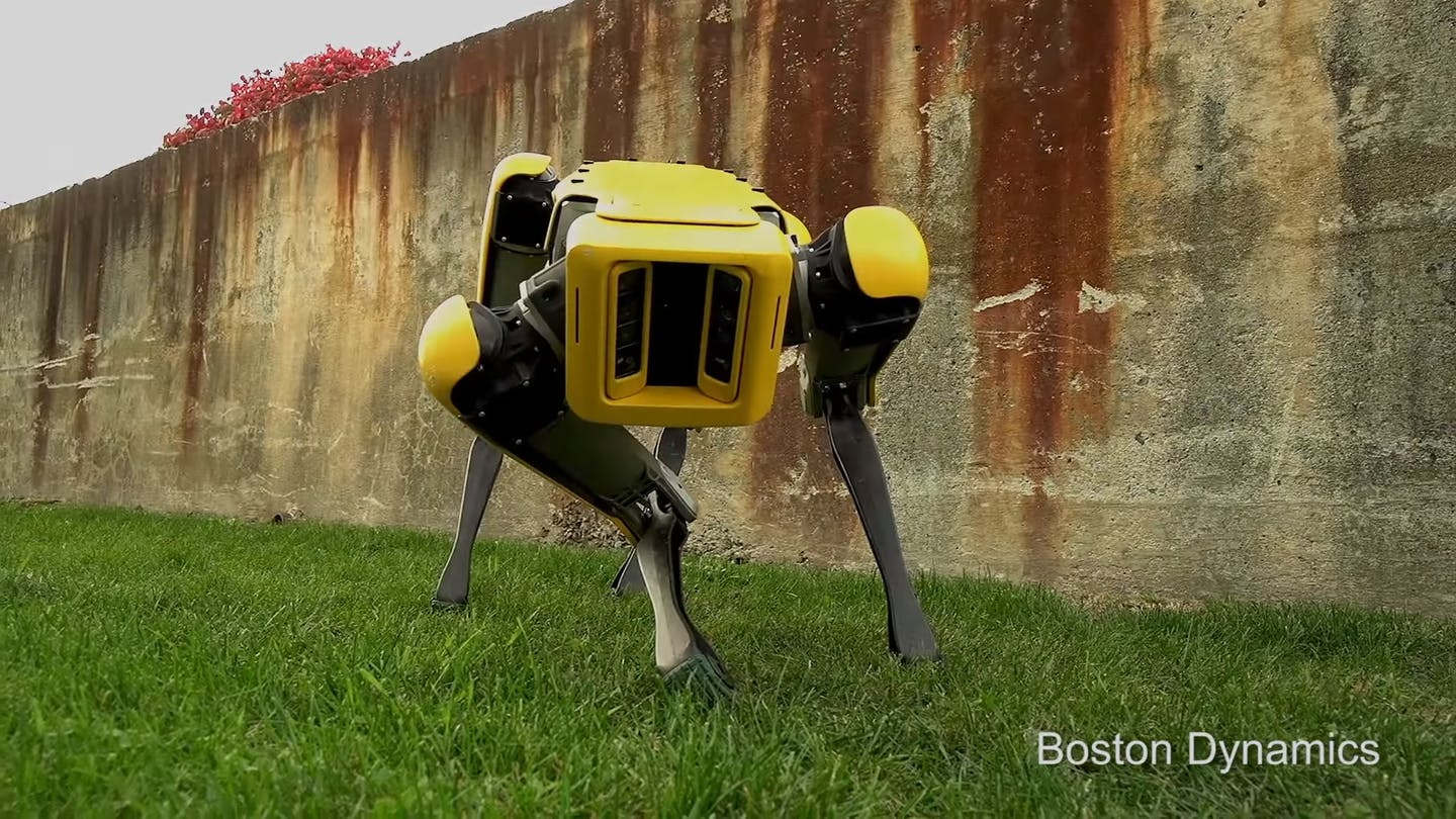 Boston Dynamics announces availability of Spot robot dog